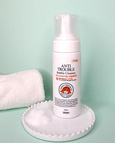 Anti-T Bubble Cleanser