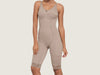 Model 4007 - Invisible Firming And Toning Full Bodysuit Shaper w/Thighs Slimmer
