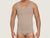 Model 4018 - Exceptional Invisible Slimming/Toning Torso/Abdominal Pull-Up Bodysuit Shaper w/Briefs
