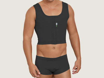 Model 4020 - Superior Invisible Post-Operative Slimming And Toning Chest Compression Vest