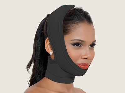 Model 4027 - Soft Head, Chin, And Neck Compression Band, Unisex