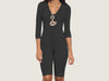 Model 4034B - Stunning Slimming And Toning Post-Op Full Bodysuit Shaper w/Thighs/Leg Slimmer