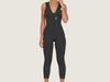 Model 4043 - Divine Invisible Slenderizing/Toning Post-Op Bodysuit Shaper w/Thighs/Leg Slimmer