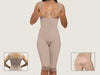 Model 4080FF - Invisible Toning Post-Op Brazilian Butt Lift Pull-Up Body Shaper w/High Back & Thighs Slimmer