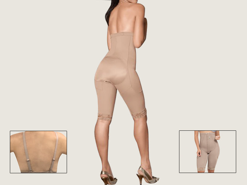 d8ad5697763bf Model 4086C - Indiscernible Firming And Toning Post-Op Brazilian Butt Lift  Body Shaper w