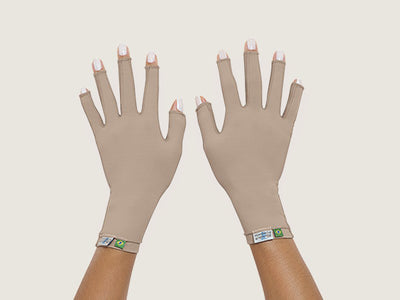 Model 4087 - Soft Protective Compression Gloves