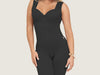 Model 4088 - Ravishing Invisible Slimming And Toning Full Bodysuit Shaper W/Thigh Slimmer