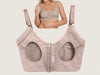 Model 4090 VZ - Precious Post-Surgical Control Brassiere with Breast Opening for Fat Transfer