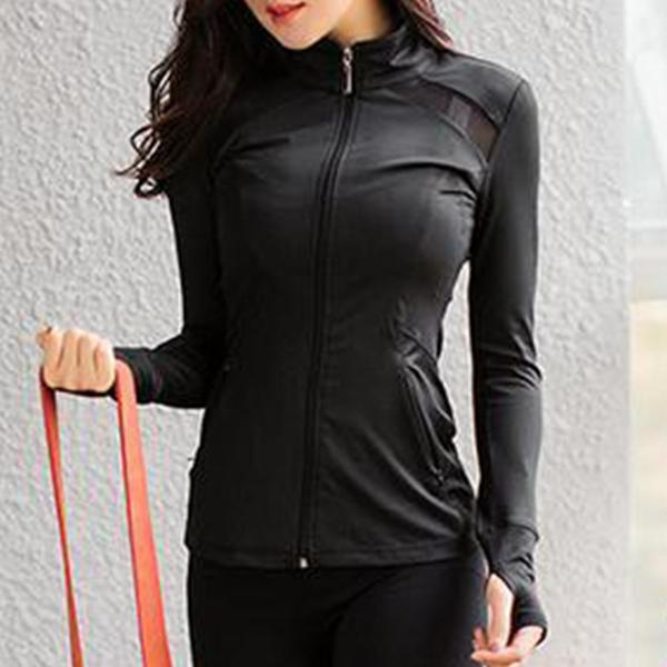 Breathable Stylish Jacket - Leggings, Sportswear, Sweatpants, Yoga Pants, Fitness, Sport bra, Yoga