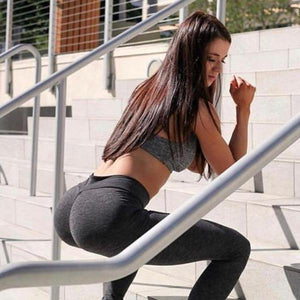 Push Up Leggings - Leggings, Sportswear, Sweatpants, Yoga Pants, Fitness, Sport bra, Yoga