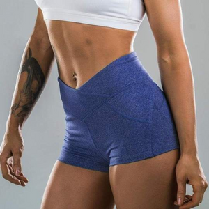 High Waist Pocket Shorts - Leggings, Sportswear, Sweatpants, Yoga Pants, Fitness, Sport bra, Yoga