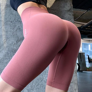 High Waist Seamless Shorts - Leggings, Sportswear, Sweatpants, Yoga Pants, Fitness, Sport bra, Yoga