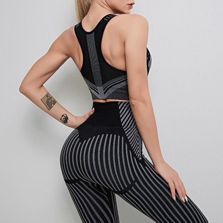 Stripes Winner Seamless Set