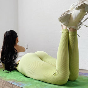 Seamless Power Mesh Leggings