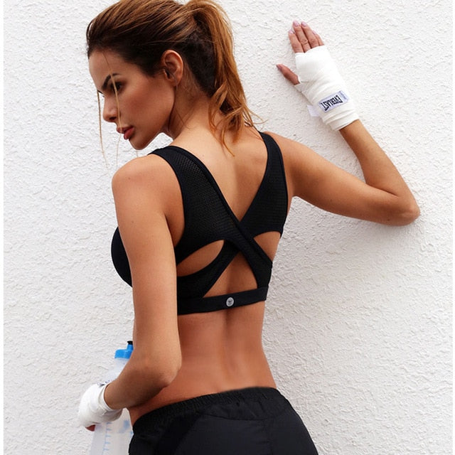 Compression Sports Bra - Leggings, Sportswear, Sweatpants, Yoga Pants, Fitness, Sport bra, Yoga