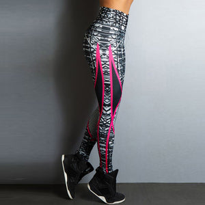 Rhythmic Sprint Leggings - Leggings, Sportswear, Sweatpants, Yoga Pants, Fitness, Sport bra, Yoga