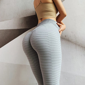 Seamless Push Up Elastic Leggings - Leggings, Sportswear, Sweatpants, Yoga Pants, Fitness, Sport bra, Yoga