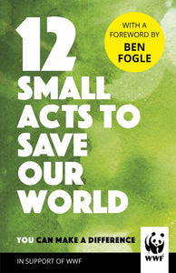 12 small acts to save our world book cover.