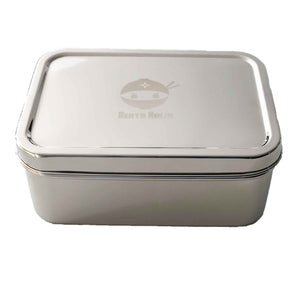 Bento Ninja Stainless Steel Lunchbox.