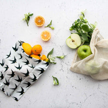 Bird Design Produce Bag with Fruit