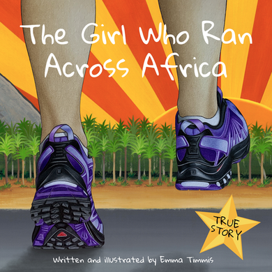 The Girl Who Ran Across Africa