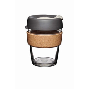 Photograph of medium reusable coffee cup.