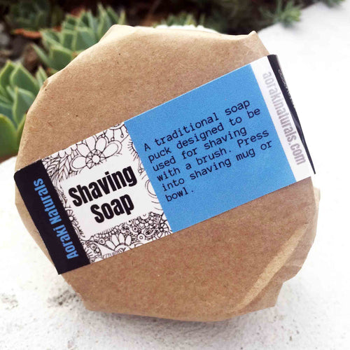 Soap - For Shaving