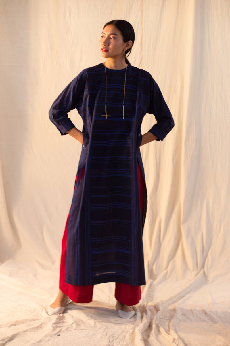 Litesome Stripes Kurta