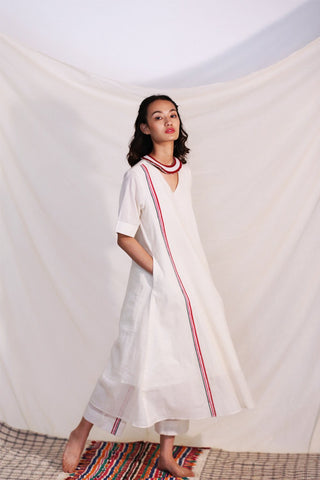 Skyline Set (Skyline Drawstring Dress + Lune Pants)
