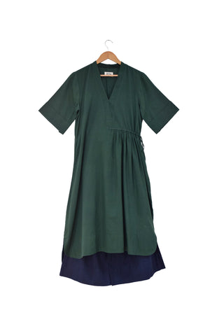 Oprah Bandhej Dress