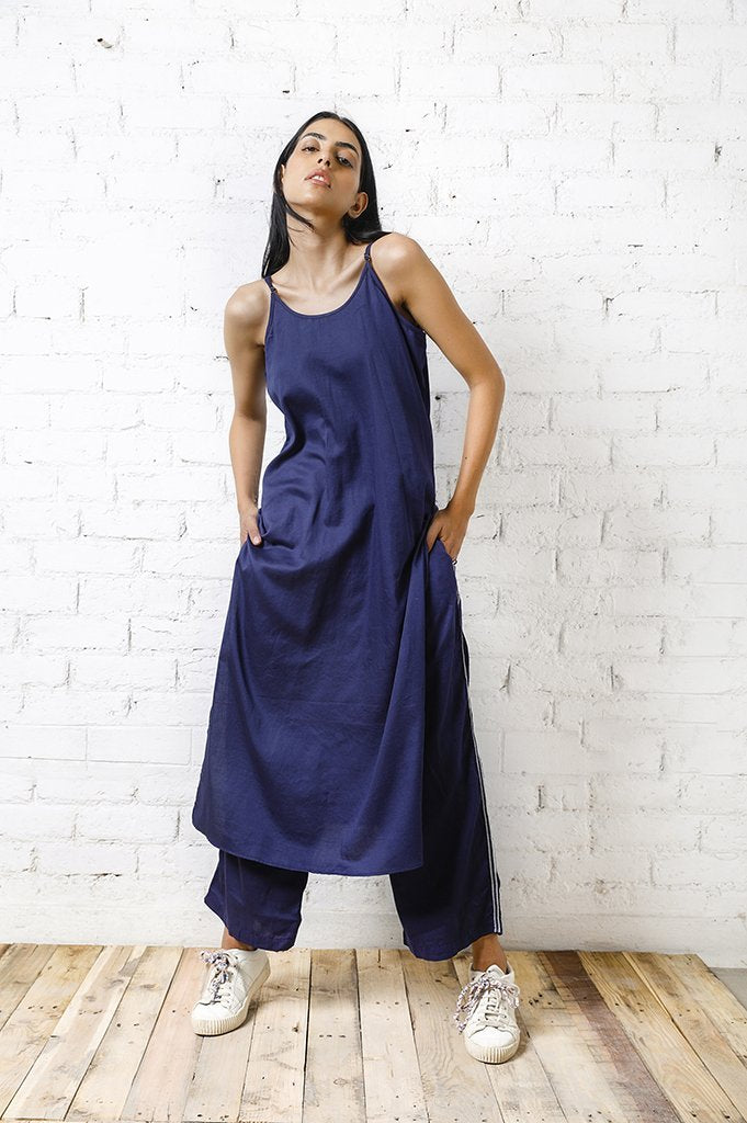 Ease Slip Kurta / pants set