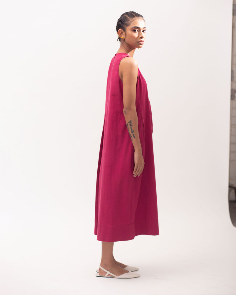 Joan Solid Dress