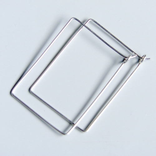 Rectangle Hoops 1