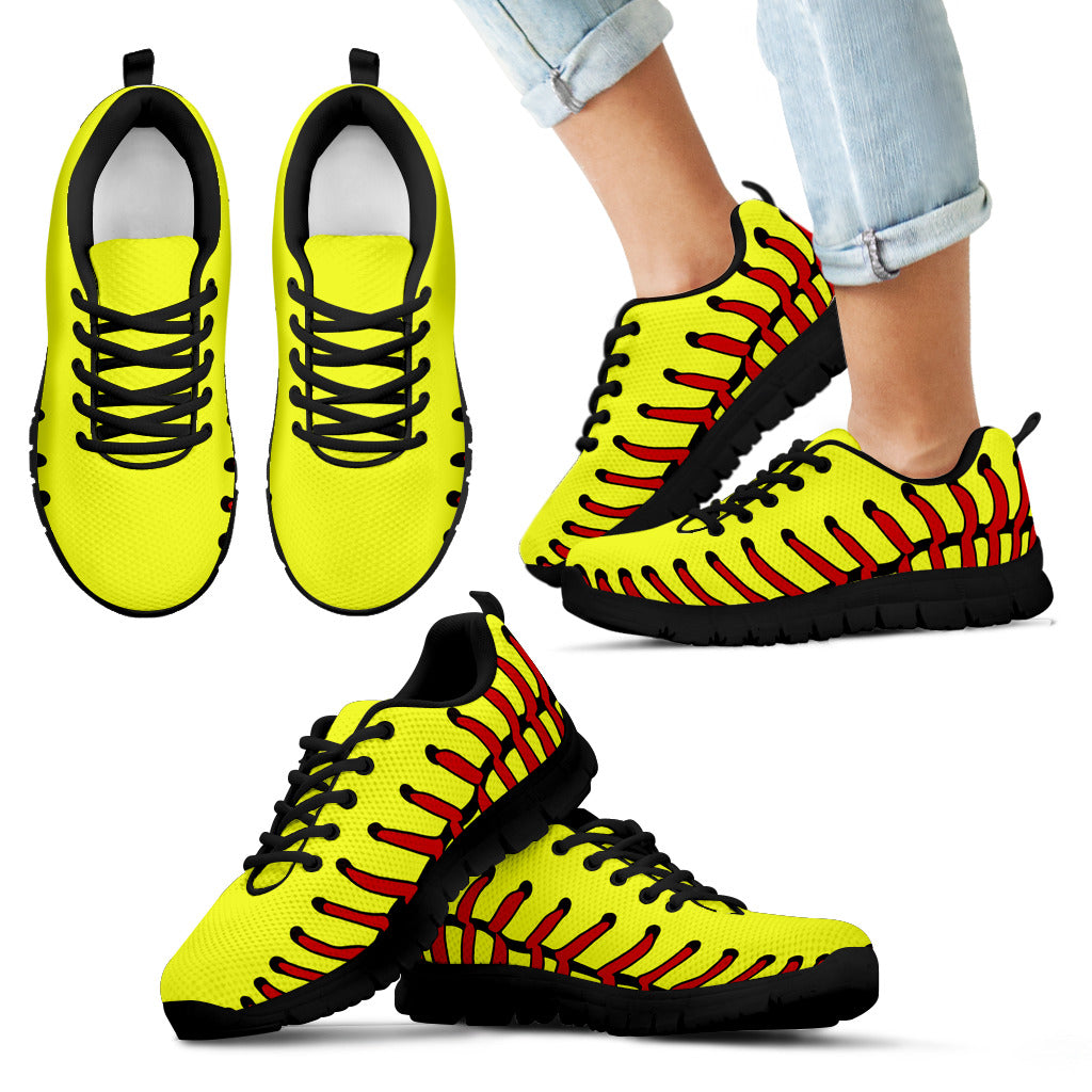 Softball Kid's Sneakers