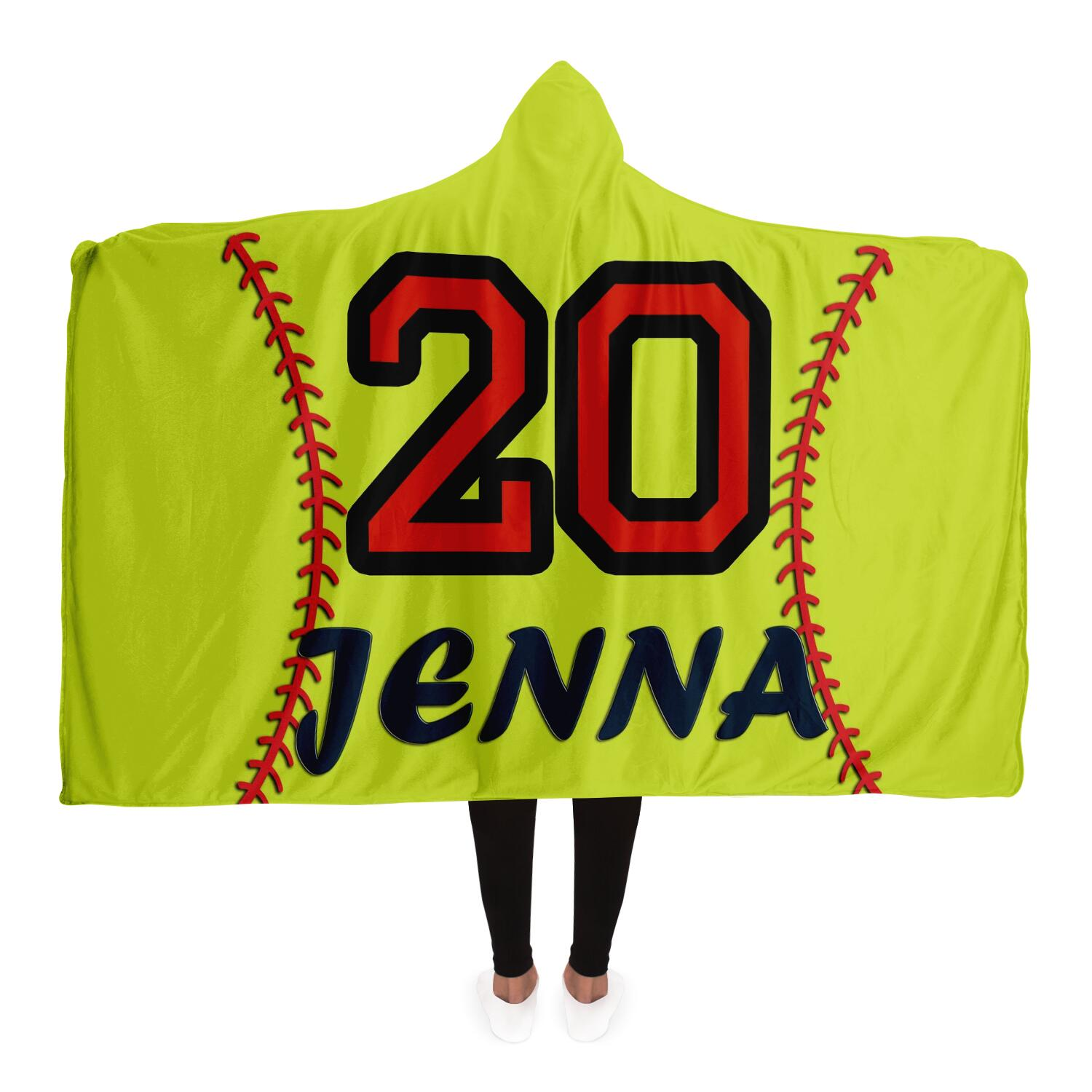 draft personalized hooded blanket 6981_1