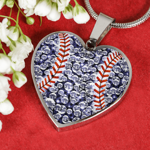 Lovely Baseball Heart