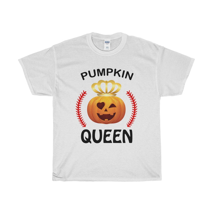 Halloween Pumpkin Queen Baseball Unisex T-shirt