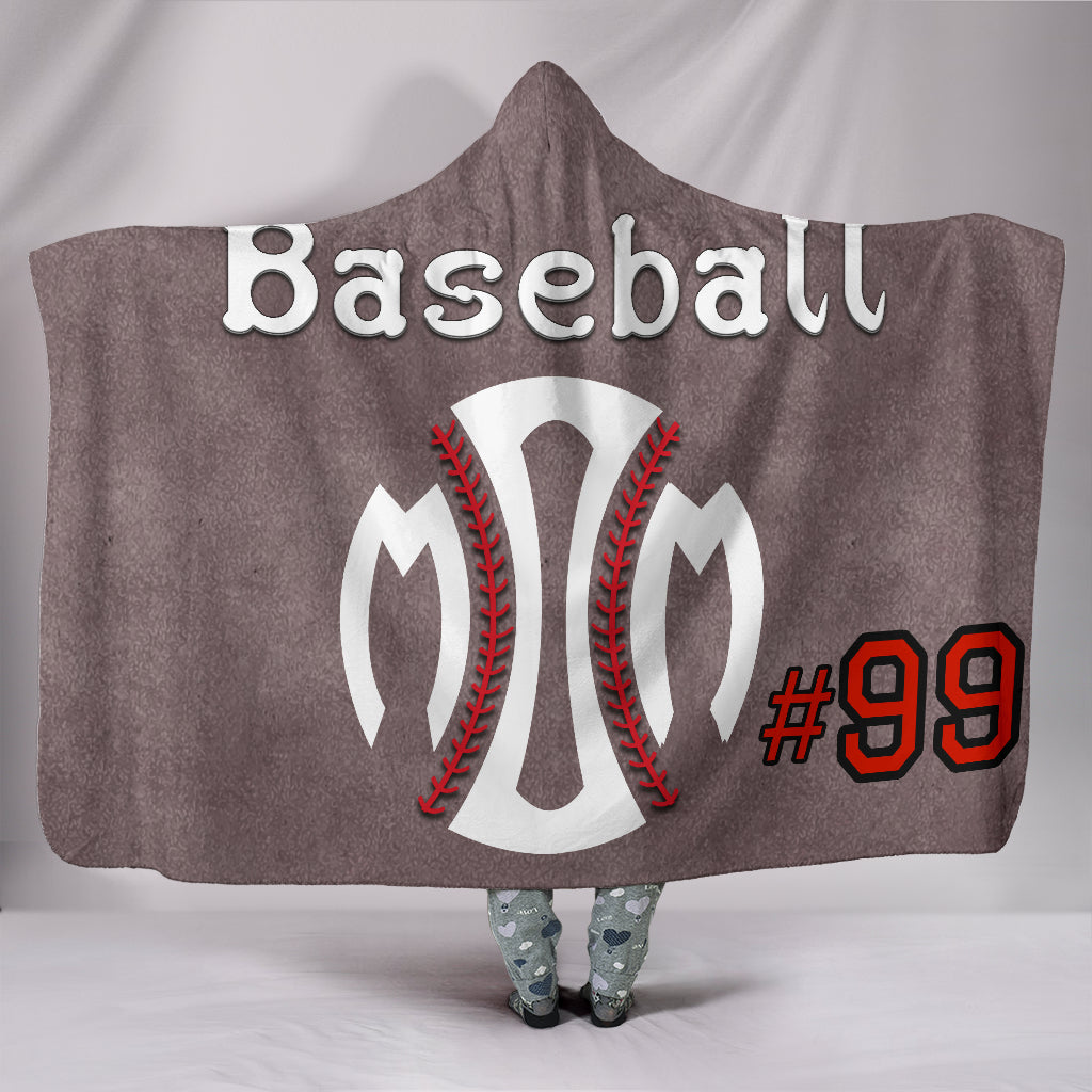 draft personalized hooded blanket 4250
