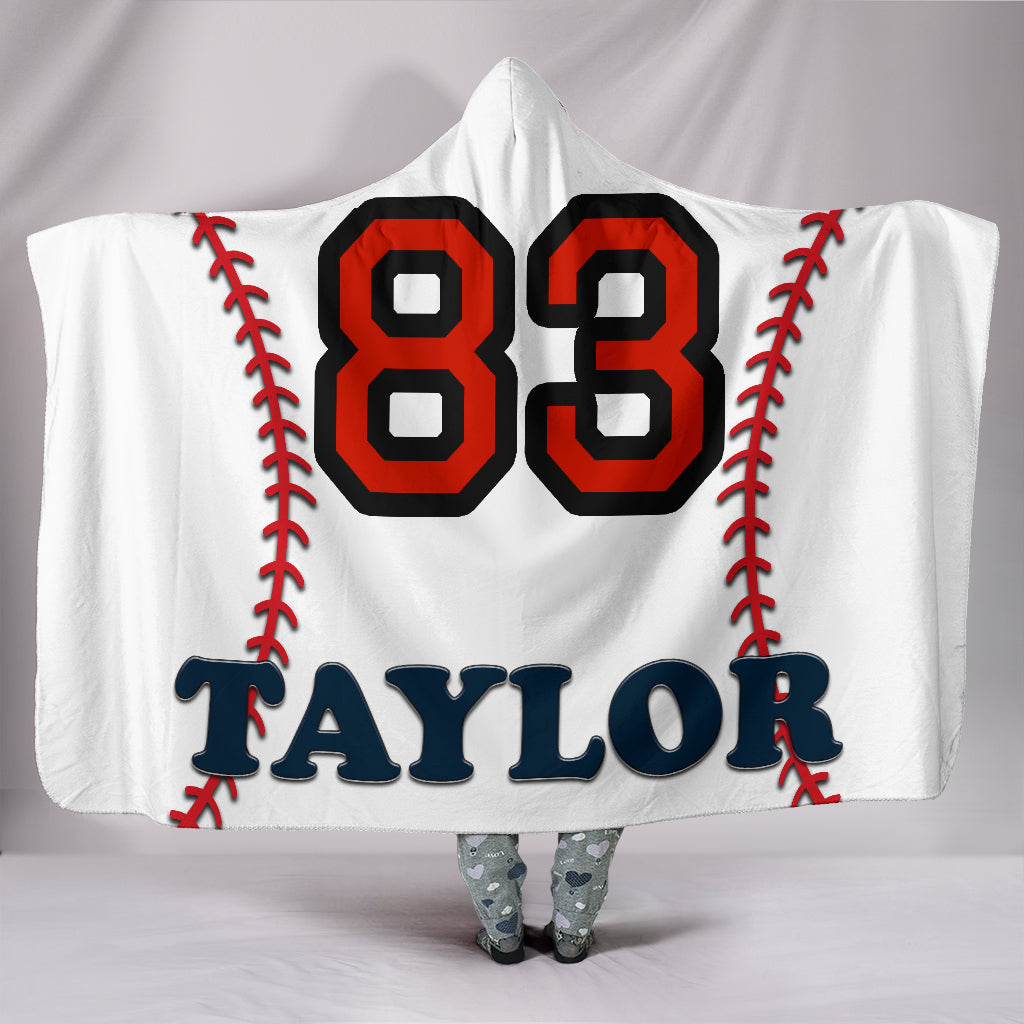 draft personalized hooded blanket 5017