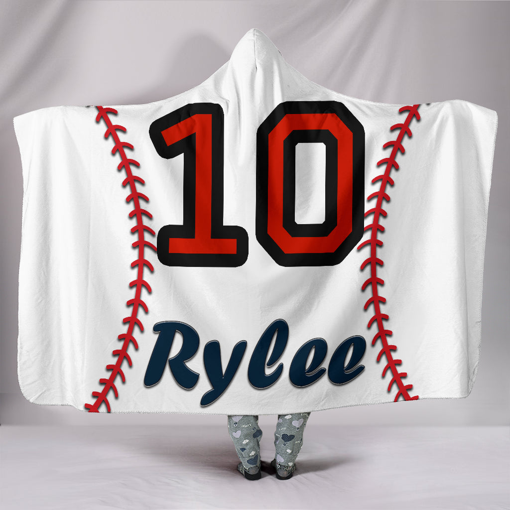 draft personalized hooded blanket 4961