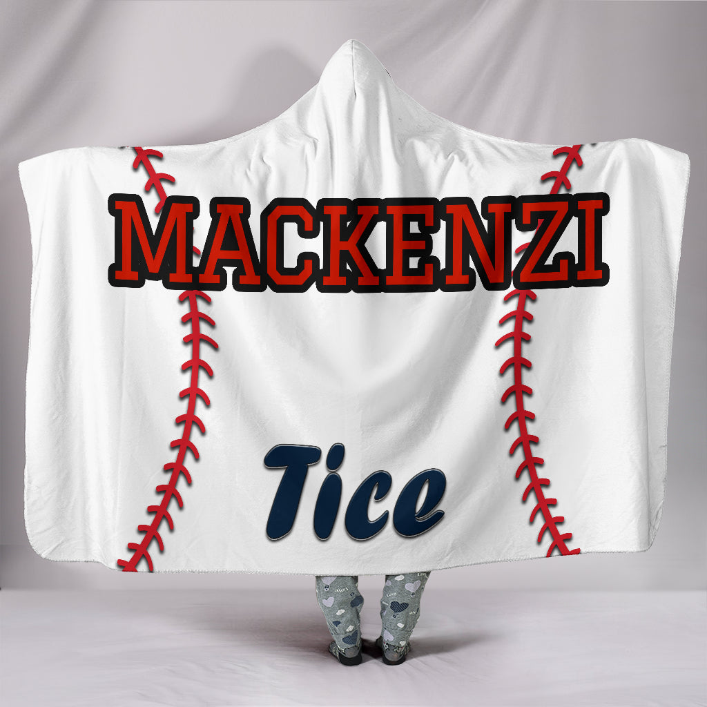 draft personalized hooded blanket 4402