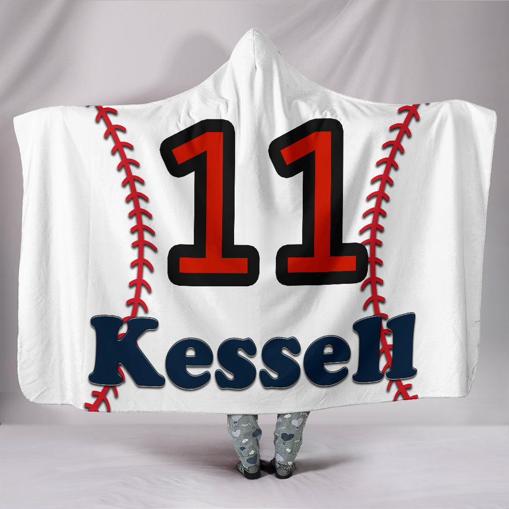 draft personalized hooded blanket 4287
