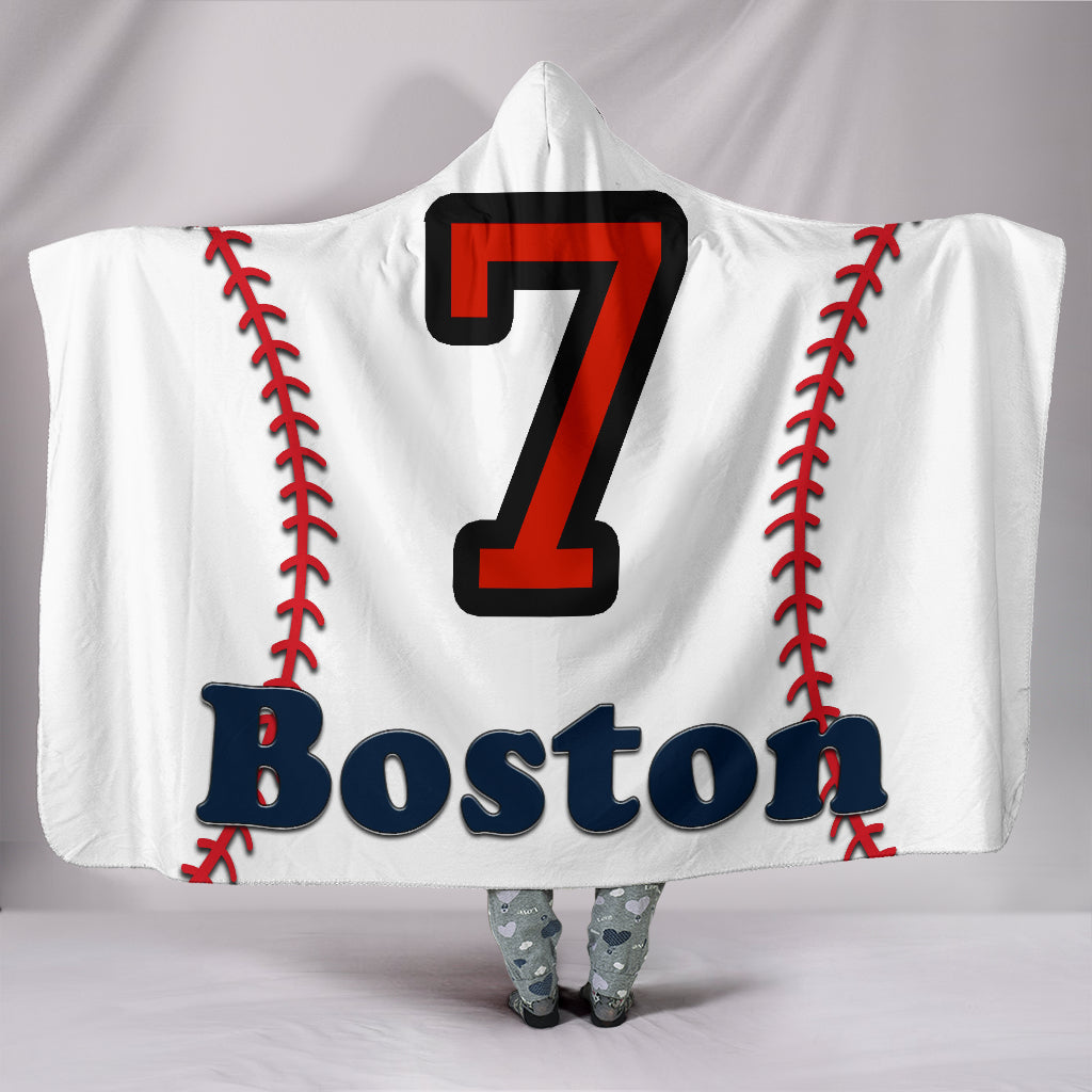 draft personalized hooded blanket 6339