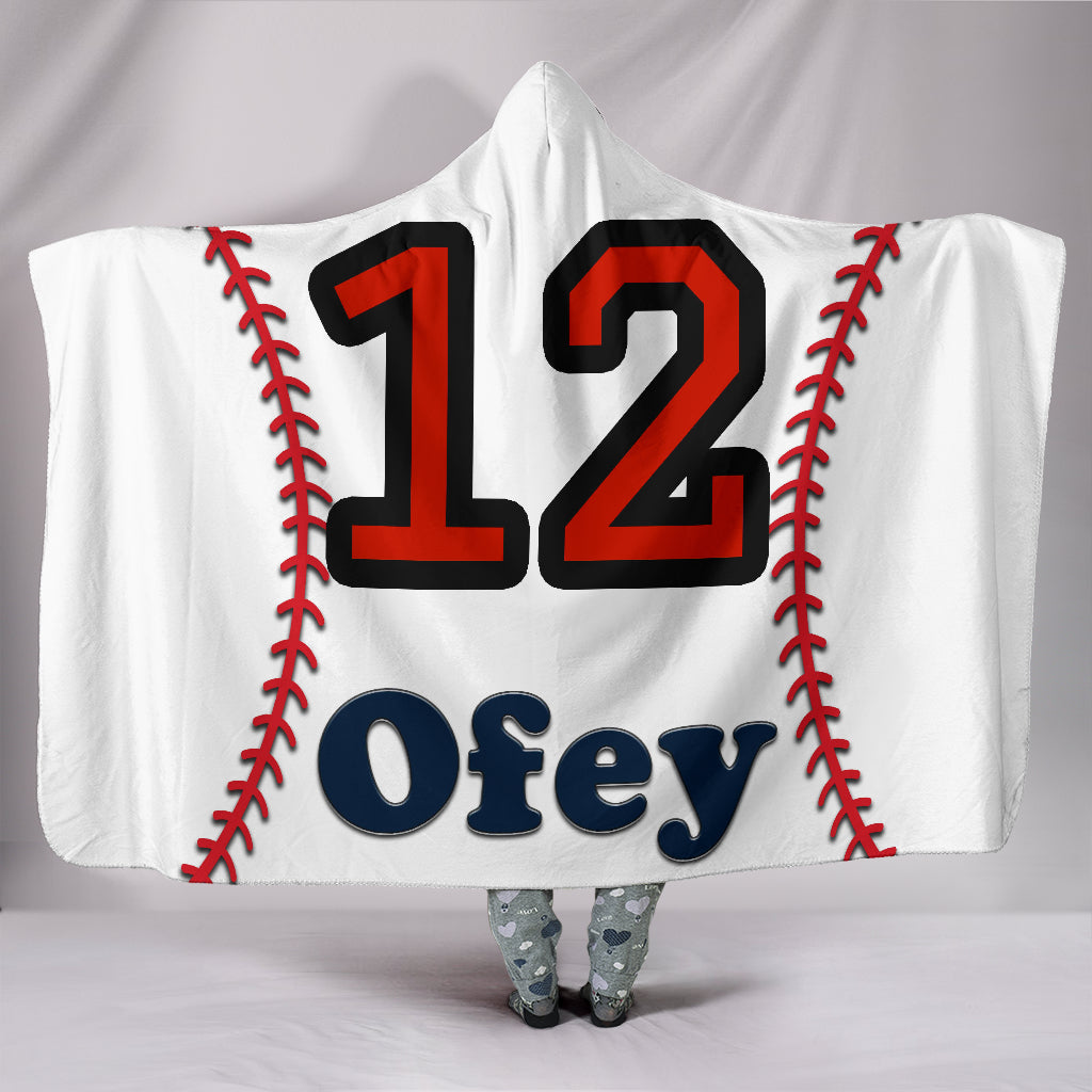 draft personalized hooded blanket 6272