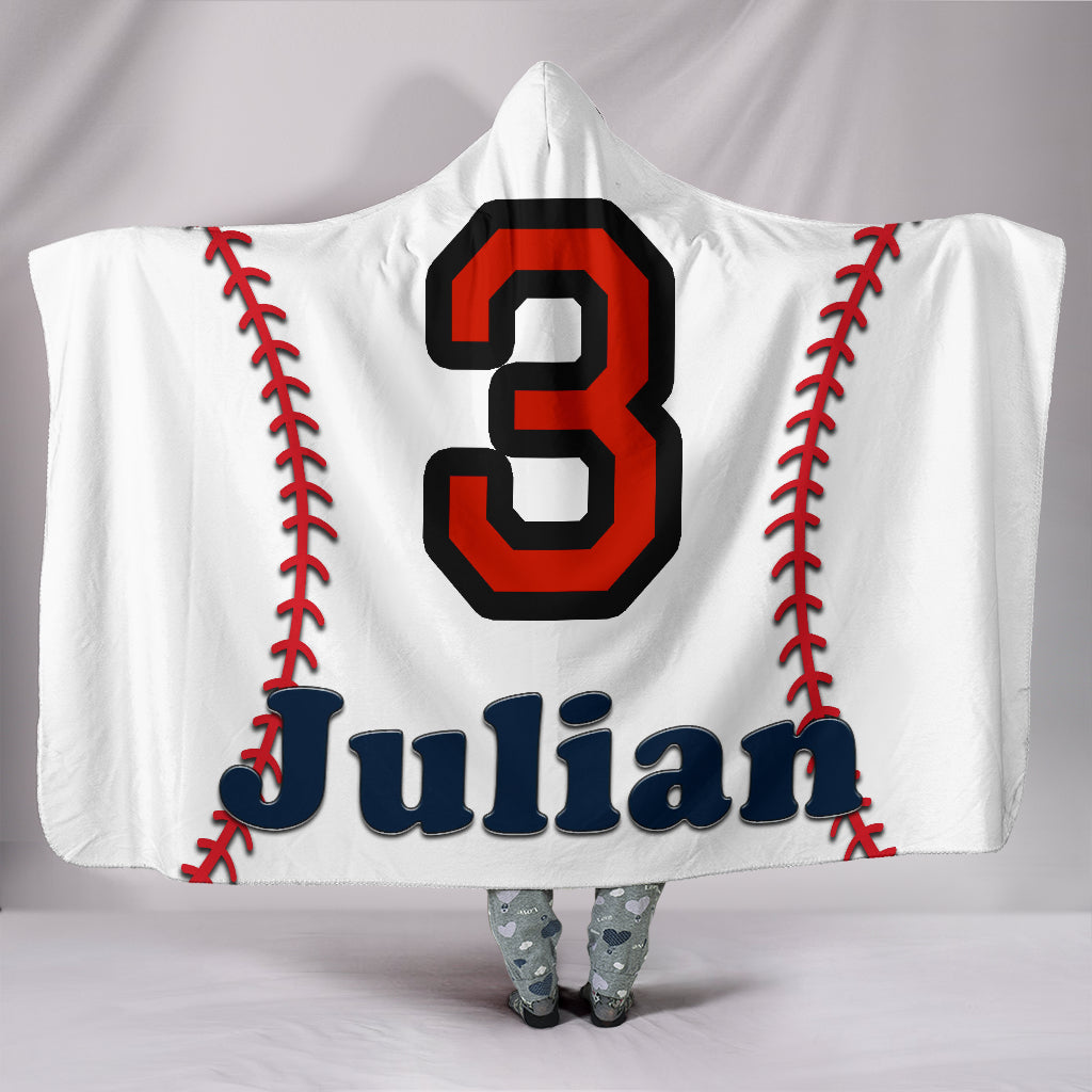 draft personalized hooded blanket 6060