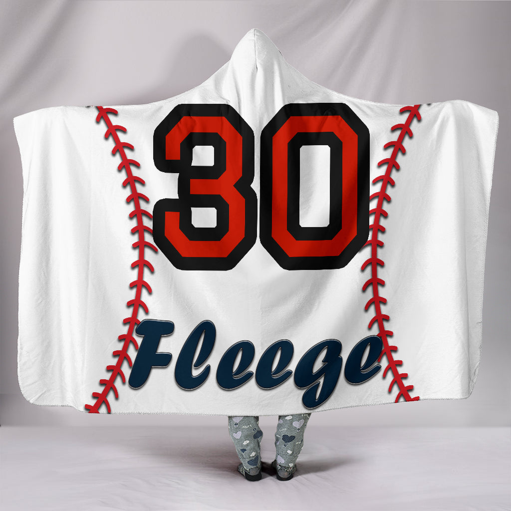draft personalized hooded blanket 5168