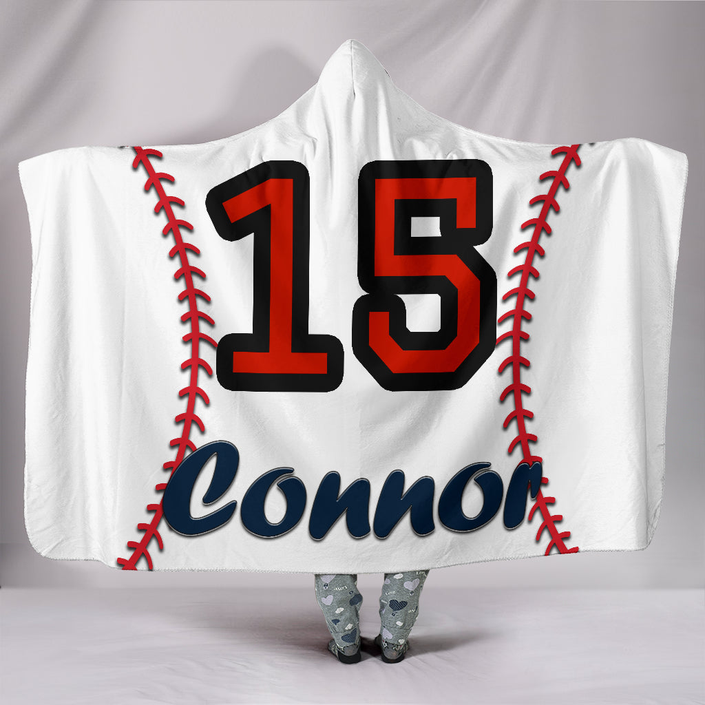 draft personalized hooded blanket 4499