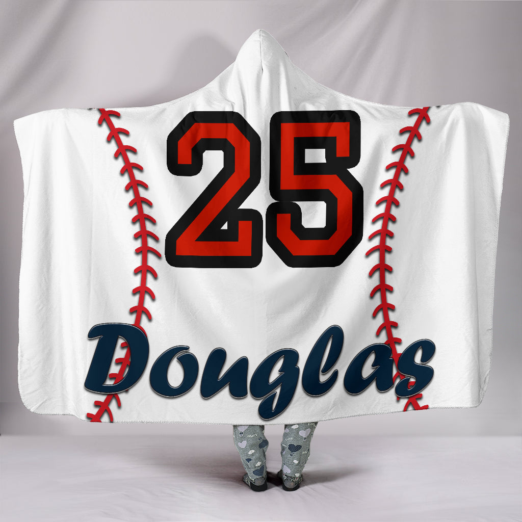 draft personalized hooded blanket 5023