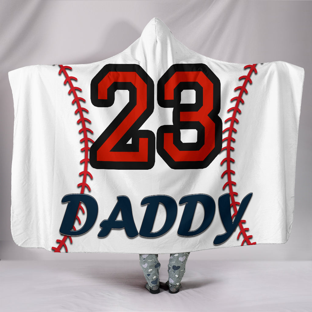 draft personalized hooded blanket 4865