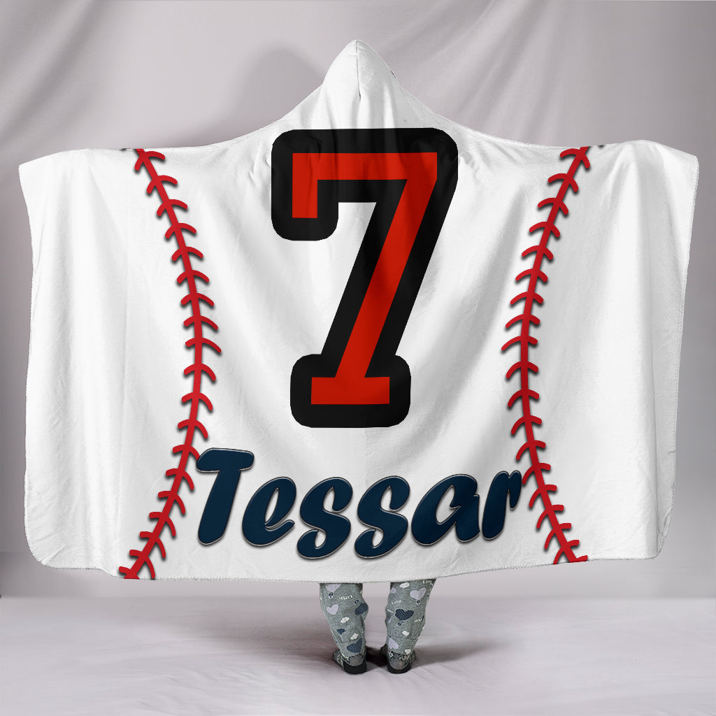 draft personalized hooded blanket 4715